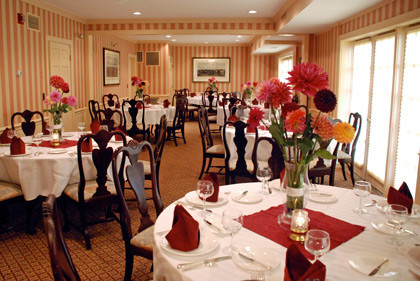 Country Weddings Facilities at The Inn at Woodstock Hill | New England